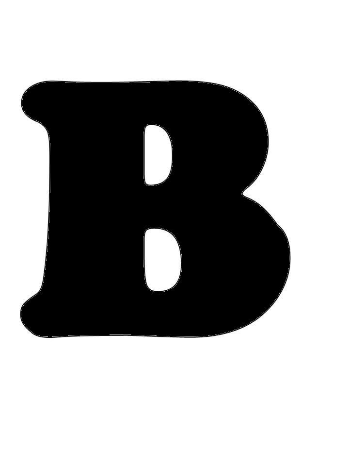 Eugenia katia artes blog de letras personalizadas e for B b com