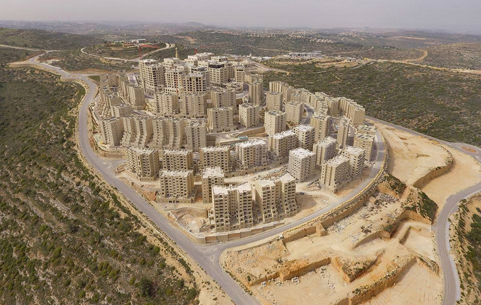 Rawabi, Palestin - The Billion Dollar City! ~ Wordless Wednesday