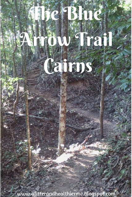 The Blue Arrow Trail Cairns