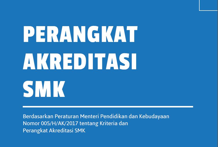Download Buku Perangkat Akreditasi Smk Gurusmk Net