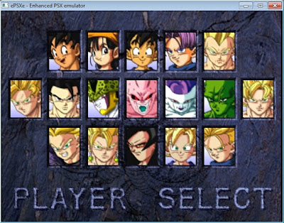 Cheat Game Dragon Ball GT Final Bout PS1 Terbaru