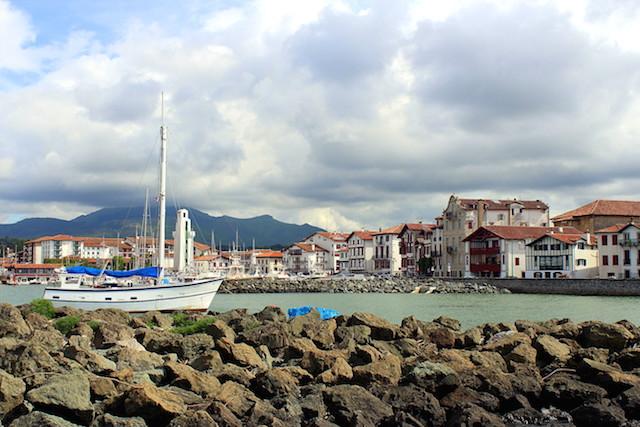 Port, Saint-Jean de Luz, France