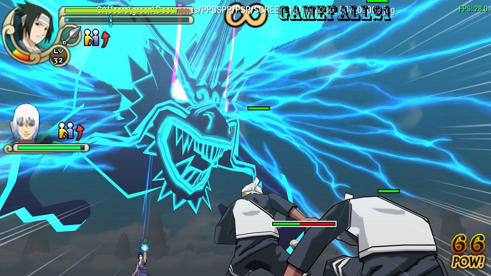 Naruto Ultimate Ninja Impact Psp Iso Download