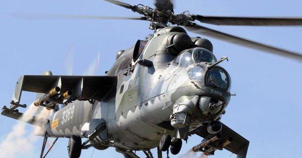 Βίντεο: Ρωσικά επιθετικά ελικόπτερα σφυροκοπούν θέσεις ισλαμιστών στη Λιβύη - «Νο fly zone» από Χαφτάρ