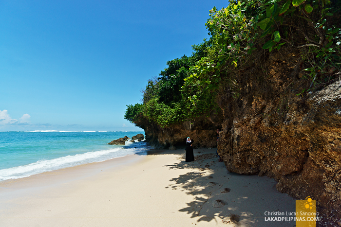 Beaches of Bali Pandawa Beach