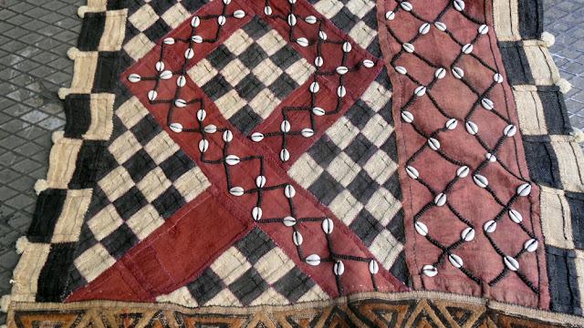 Finest African Textiles│Kuba Cloth 114