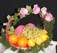 Semarak Penjualan Bunga Dan Parcel Menjelang Lebaran