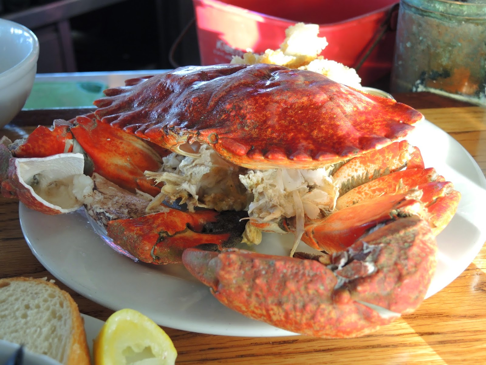 2014 Spring break 美國西岸自駕遊食記 Part 3 — 蒙特利、丹麥村、聖塔芭芭拉