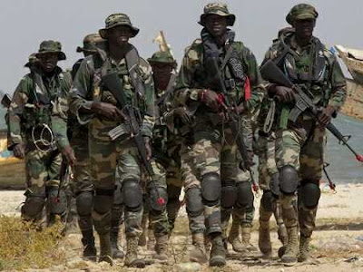 Gambia Update: Senegalese Troops Enter Gambia to Remove Yahya Jammeh and Install New President