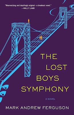 Interview with Mark Andrew Ferguson, author of The Lost Boys Symphony - March 25, 2014