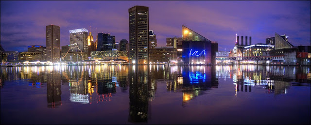 Baltimore's Skyline