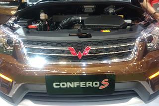 Melalui Confero S Wuling Semarakkan Pasar Otomotif Indonesia