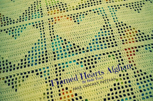 free crochet pattern baby afghan