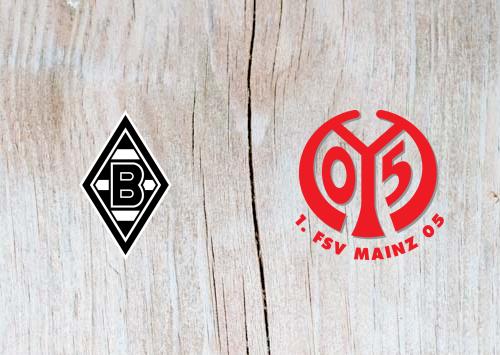 Borussia Monchengladbach vs Mainz 05 - Highlights 21 October 2018