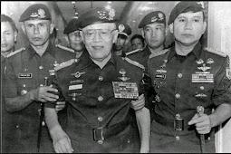 Inilah Trisula 3 Jendral yang Sangat Ditakuti oleh Simpatisan PKI!