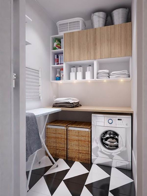 Ideas For Laundry at Home 13