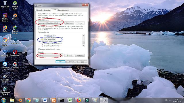cara menghilangkan klik mouse pada windows