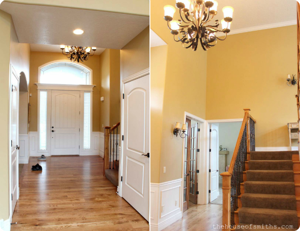 ... House Beautiful Moldings Thehouseofsmiths Tips For Picking Out Your  Next Paint Color