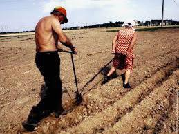 Tag der Arbeit - Mit der Frau arbeiten
