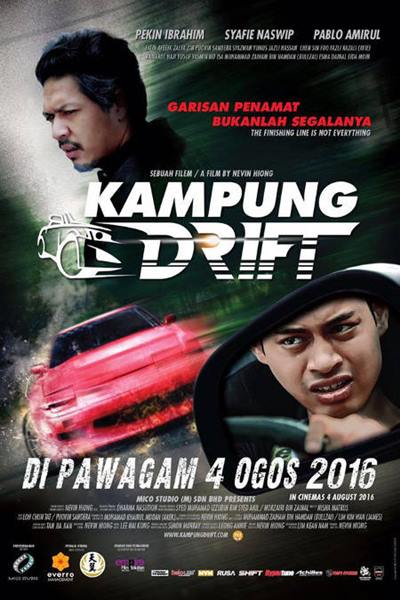 Kampung Drift 2016 full movie