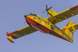 Ζητήσαμε βοήθεια από την Ε.Ε σε πυροσβεστικά αεροσκάφη.