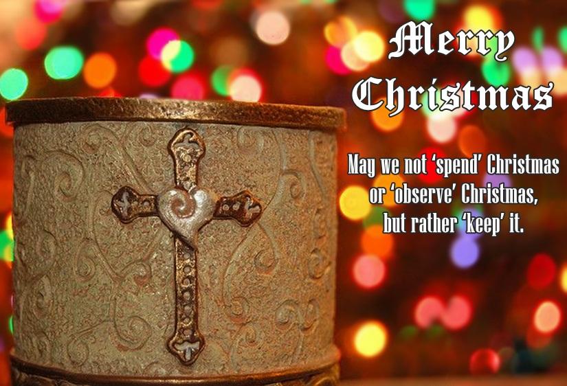 Christmas Christian Quotes Image