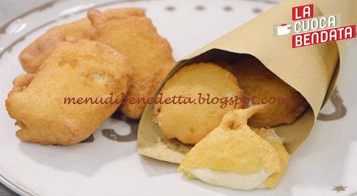La Cuoca Bendata - Fish and Cheese ricetta Parodi