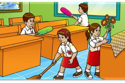 Soal Latihan UH Tematik Kelas 3 Tema 4 Semester 1 Edisi Revisi
