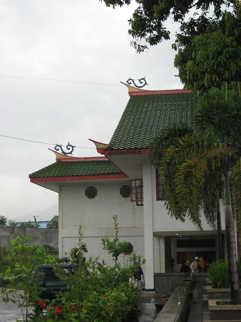 masjid cheng hoo pandaan