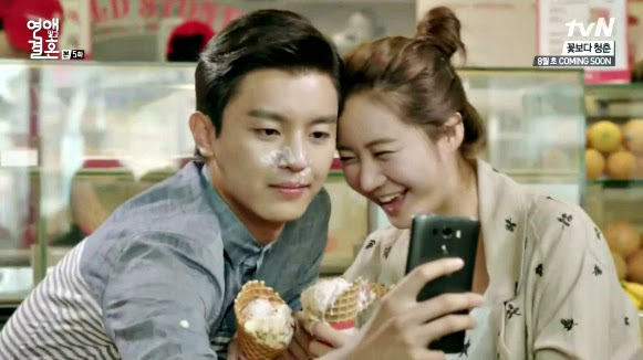 Watch Marriage Not Dating Episode 1 online at Dramanice