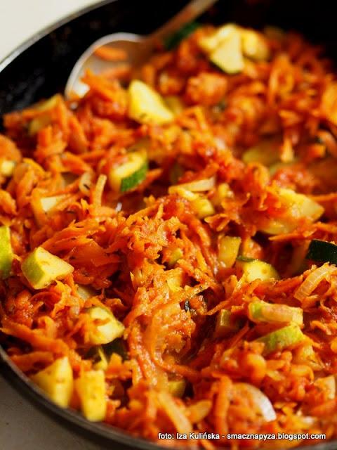 zapiekanka grzybowo warzywna, grzyby, warzywa, grzyb, czasznica olbrzymia, z piekarnika, obiad, purchawica, purchawka