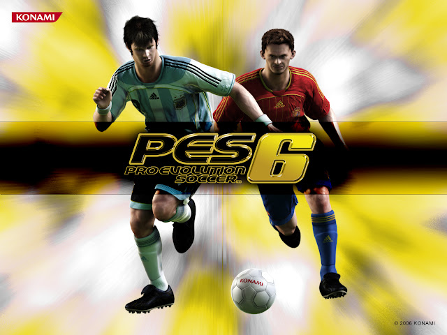 Download PES 6 Full Patch update season 2016