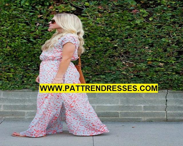 PATTERN DRESS // SIDE SLIT MAXI DRESS TUTORIAL