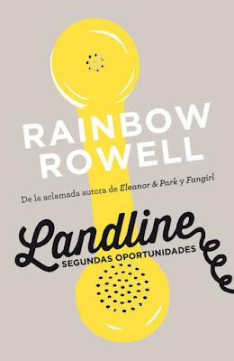 Rainbow Rowell Landline