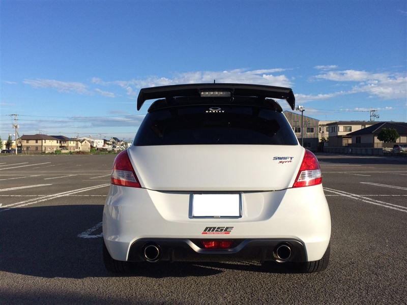 Suzuki Swift Sport, świstak, nowy Swift, 1.6 125KM, tuning, pierwsze auto, ciekawe hatchbacki