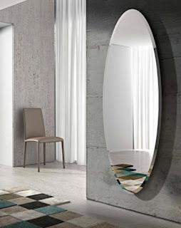 bisellatura specchio