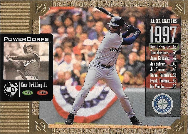 d299c0380b5 The Junior Junkie  the Baseball Cards of Ken Griffey