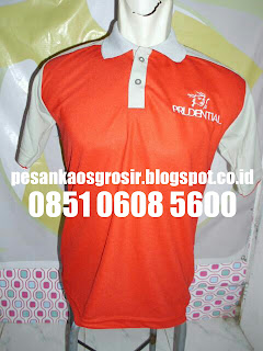 Supplier Kaos Berkerah Murah Gresik