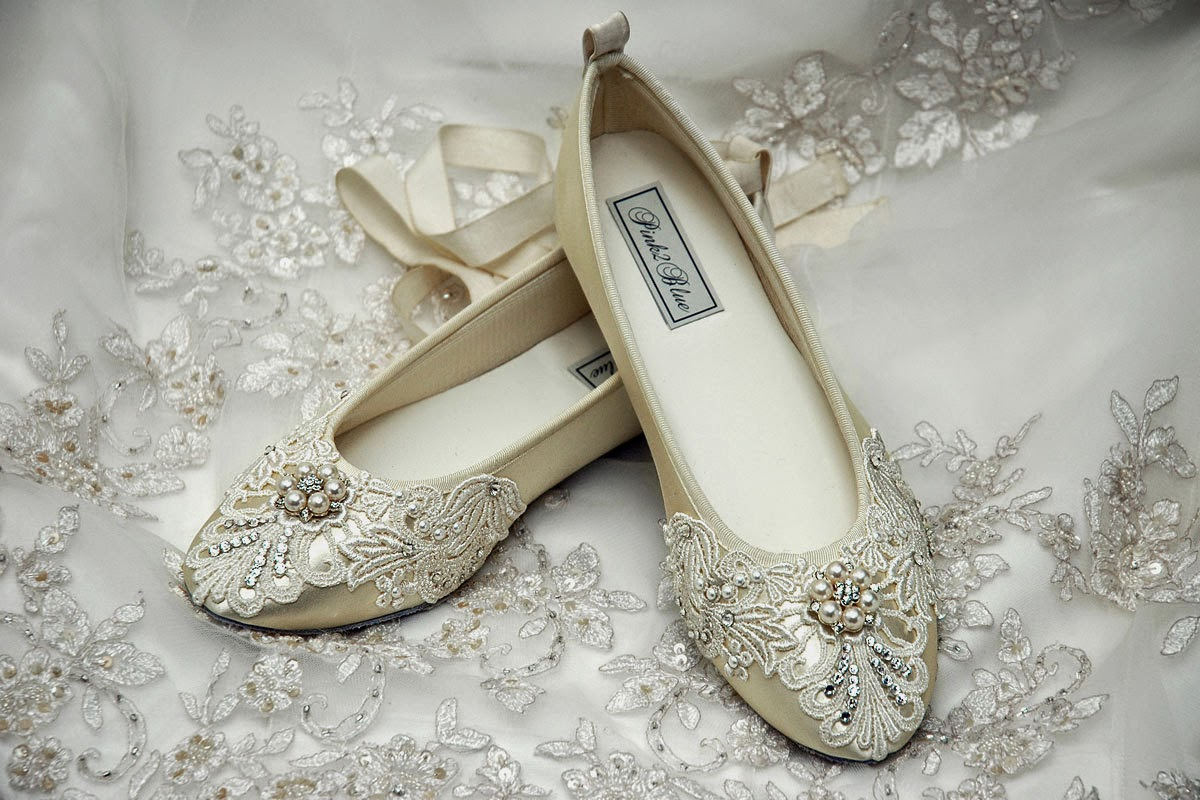 Cute Flat Wedding Shoes