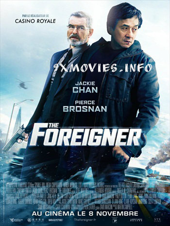 The Foreigner 2017 Dual Audio Hindi 300mb Full Download
