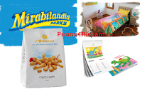Logo ''I BibaDinosauri'': con I Bibanesi 1 ingresso omaggio a Mirabilandia (premio certo) e vinci 92 completi letto e 6 Family Weekend