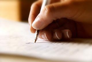 Menulis Bukanlah Hal Yang Mudah