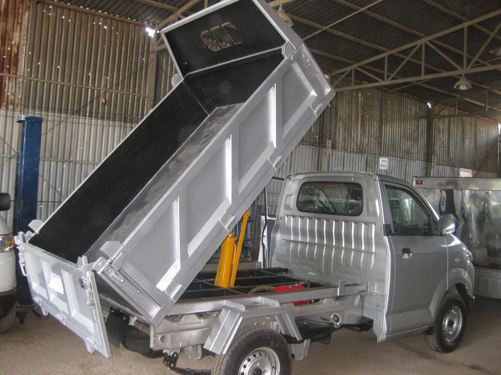 Xe tải Suzuki 15