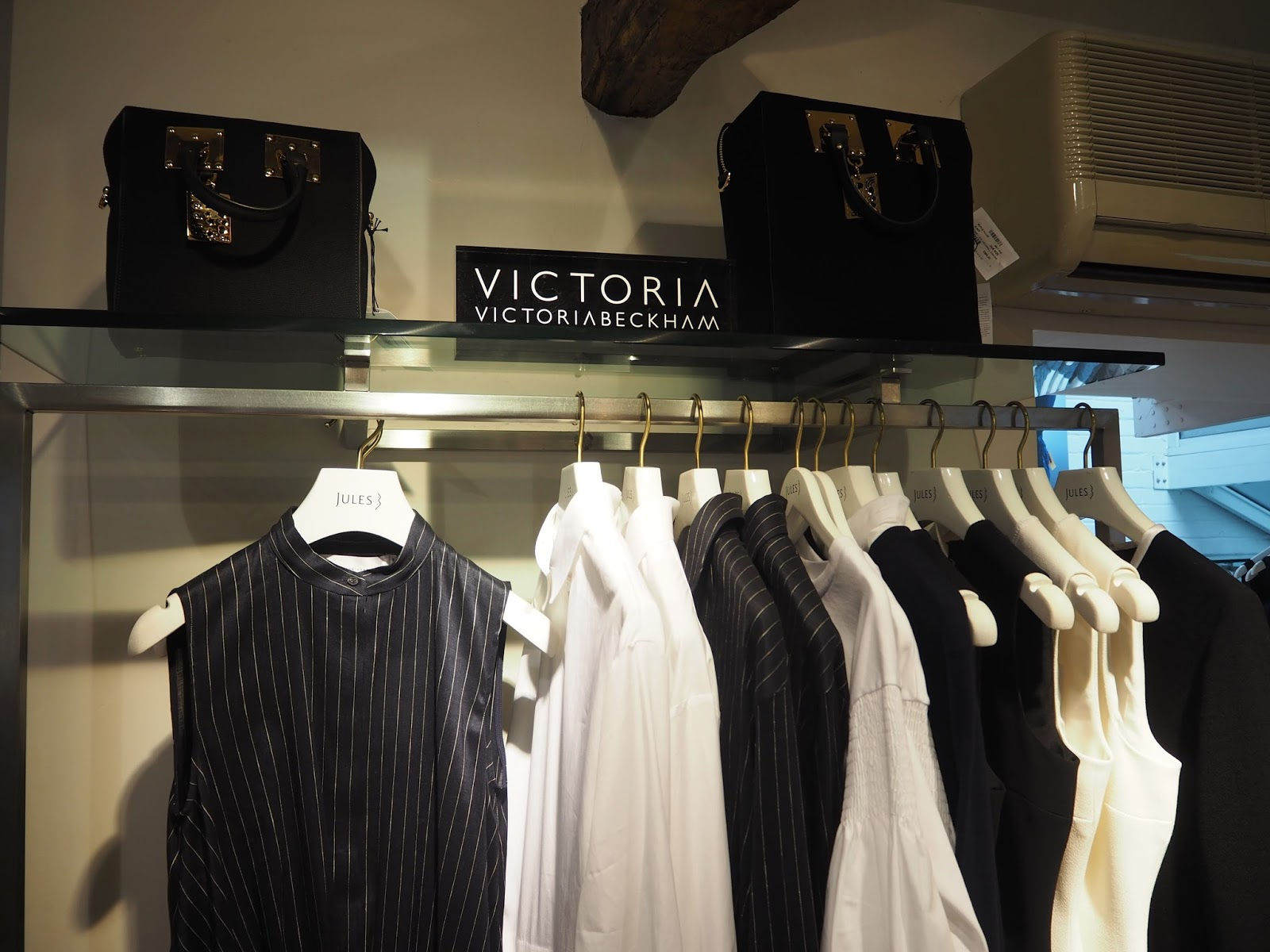 Victoria Beckham at Jules B, Kendal