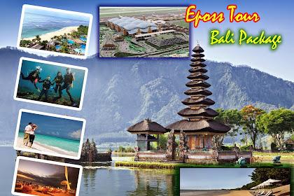 Paket Wisata Pulau Bali Harga Murah