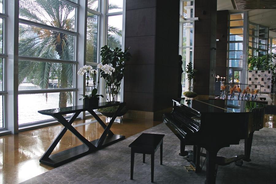 hotel lobby five star hotel miami
