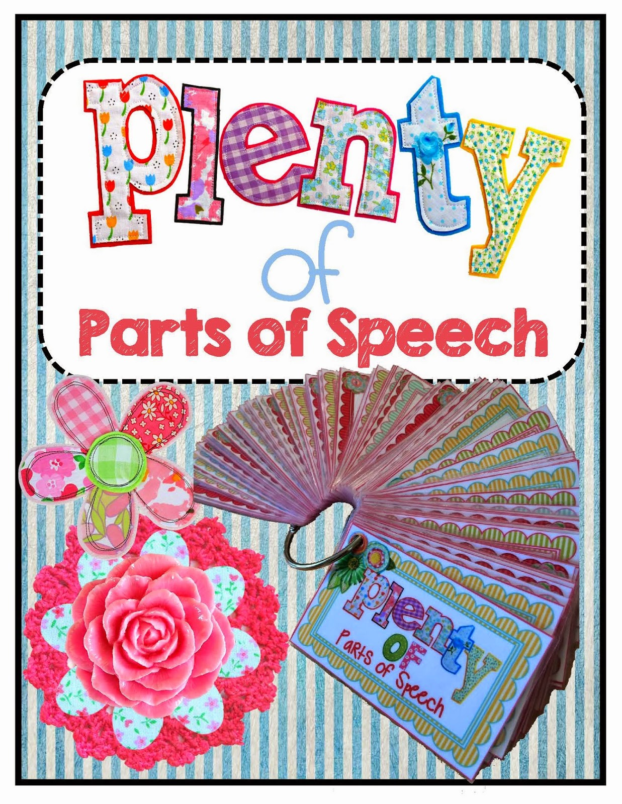 http://www.teacherspayteachers.com/Product/Plenty-of-Parts-of-Speech-1307329
