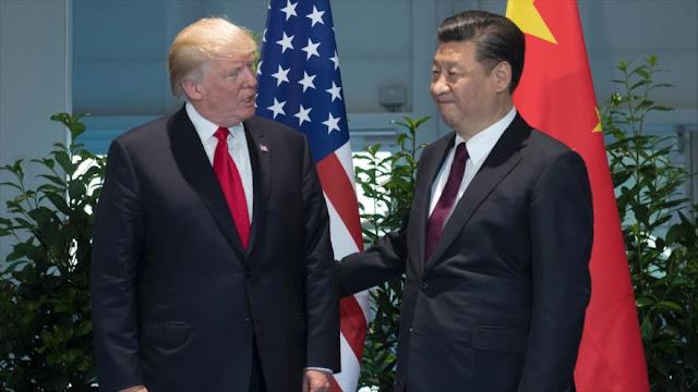 Trump a Xi: 'Hay que hacer algo' con Corea del Norte