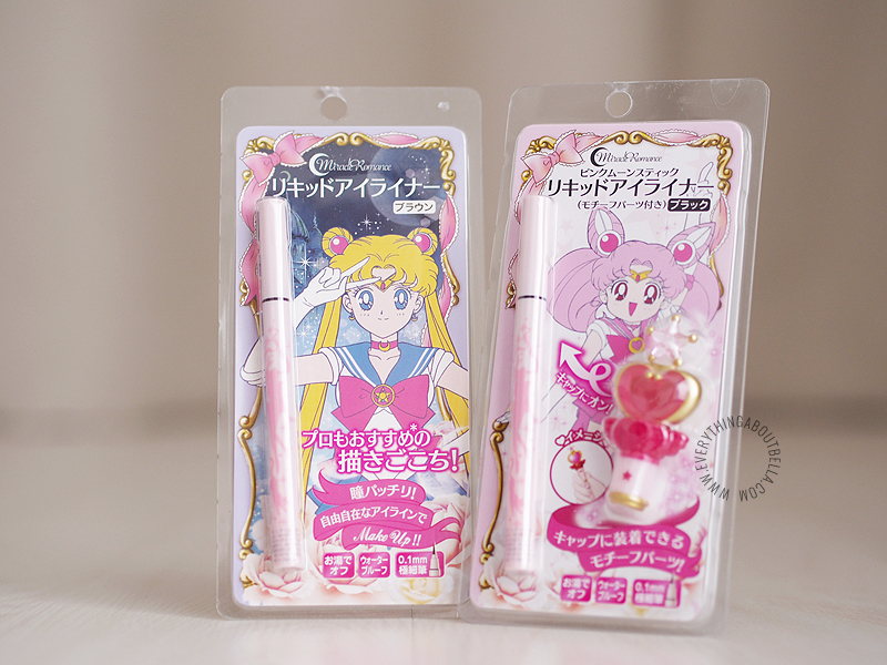 Creer Beaute Sailor Moon Miracle Romance Liquid Eyeliner Review
