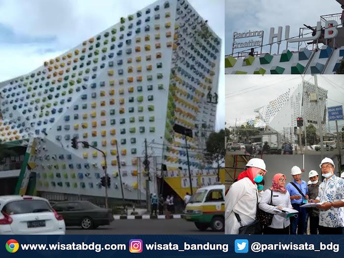 Alamat gedung Bandung Creative Hub